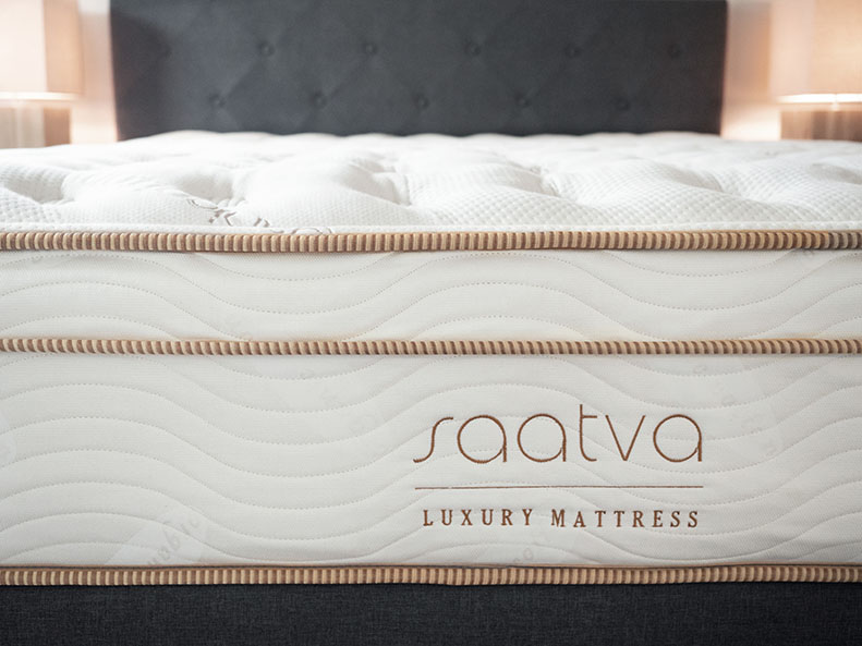 Saatva Mattress Review Pressure Relief And Support