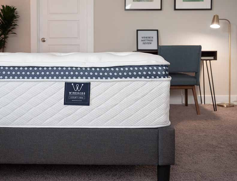 WinkBeds Mattress Review - Only a Few Complaints
