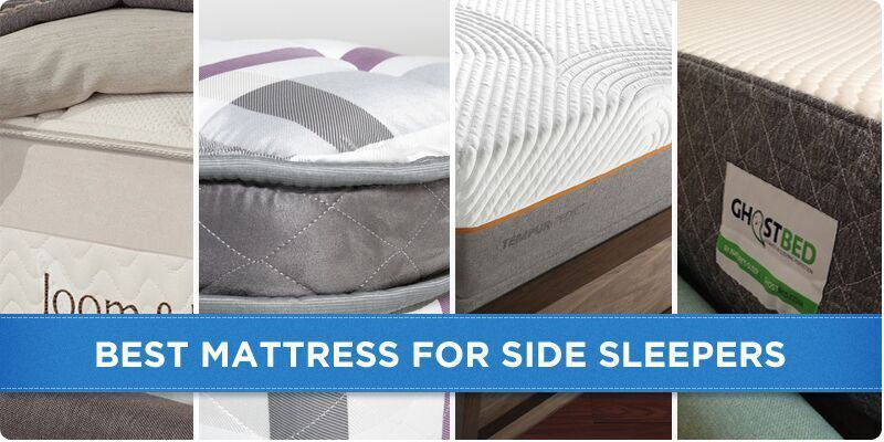 5 Best Mattresses For Side Sleepers Reviews