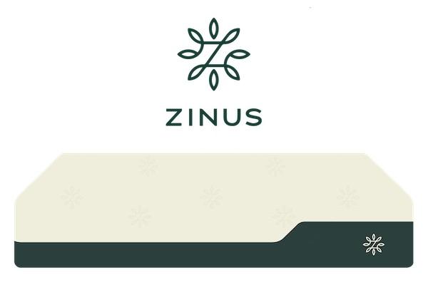 Zinus - best cheap memory foam mattress