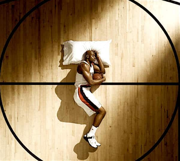 Basketball Sleep Mattress