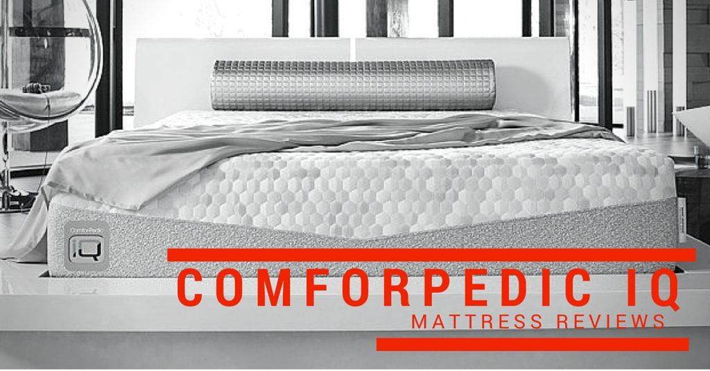 Simmons Comforpedic IQ Mattress Review