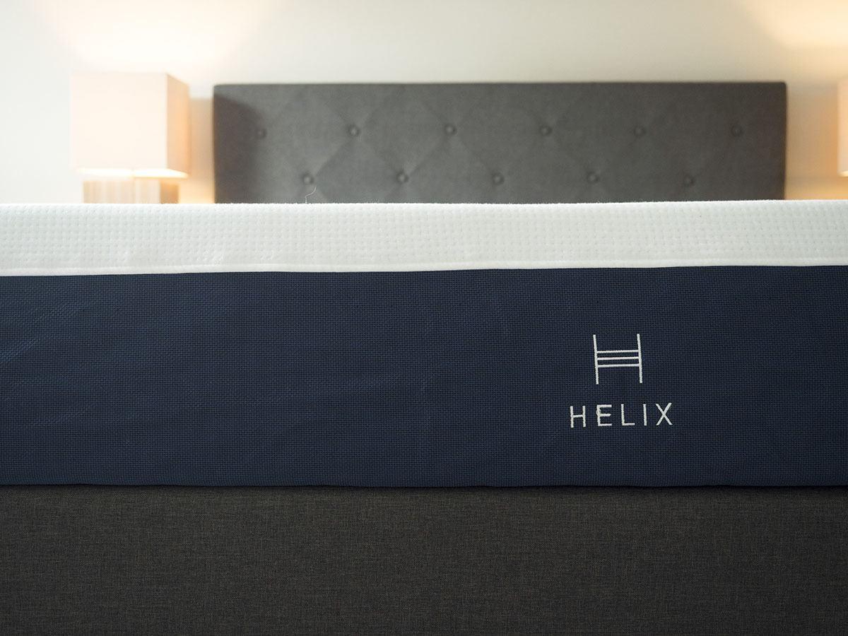 Helix Sleep Logo You Can Customize Mattress