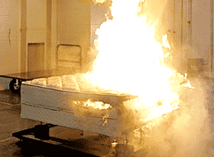 Mattress Flame Retardant