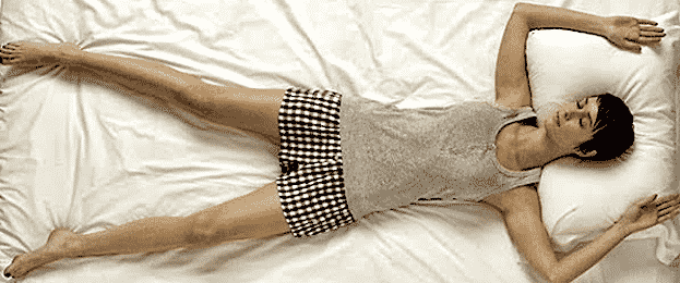 Mattress Sleep On Back
