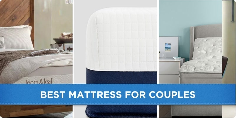 & Top 4 Reviewed Mattresses For Couples