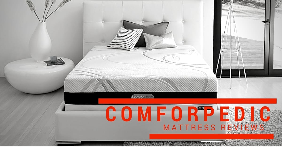 Simmons Beautyrest Comforpedic Review