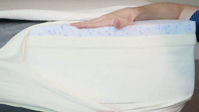 Lull mattress feel