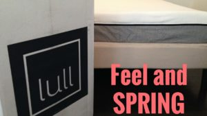 Lull Mattress Spring Feel