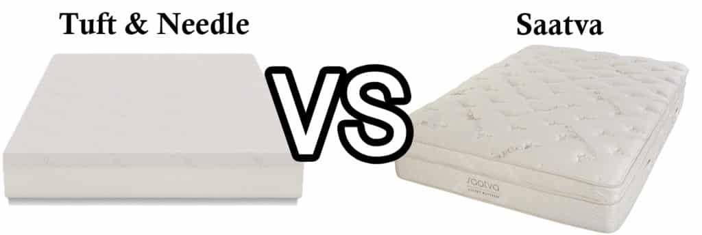 Saatva vs Tuft and Needle