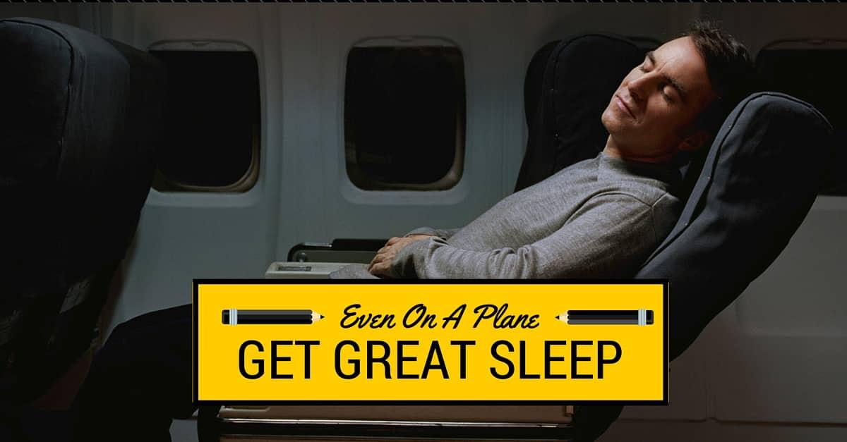Sleep On Plane Tips