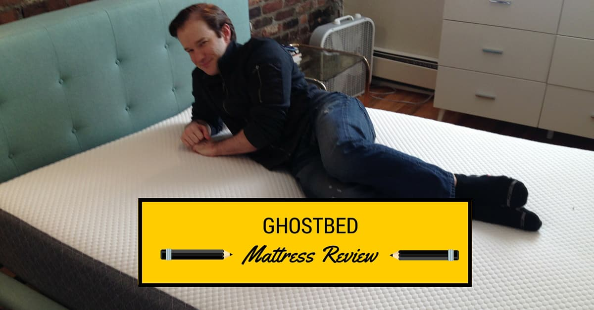 Ghostbed Mattress Review Worth A Hard Look