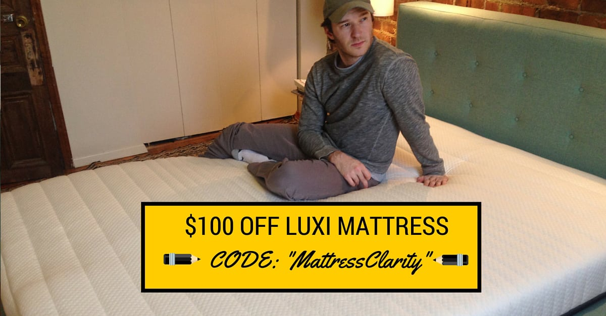 Luxi Mattress Coupon
