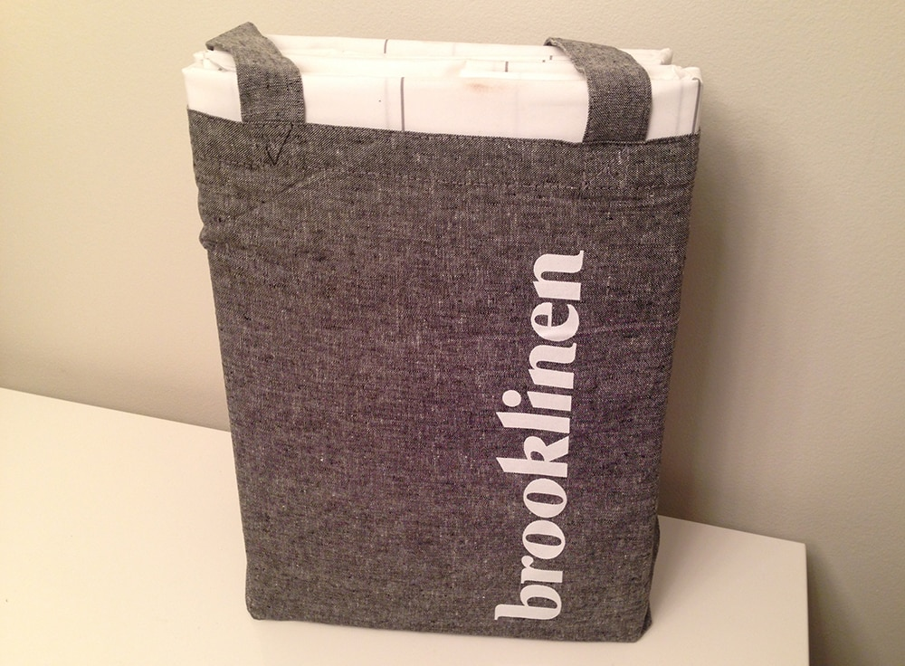 Brooklinen tote bag