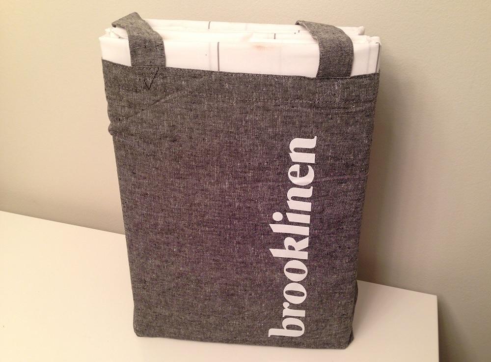 Brooklinen tote bag