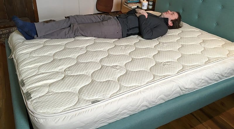 Spindle Latex mattress personal experience