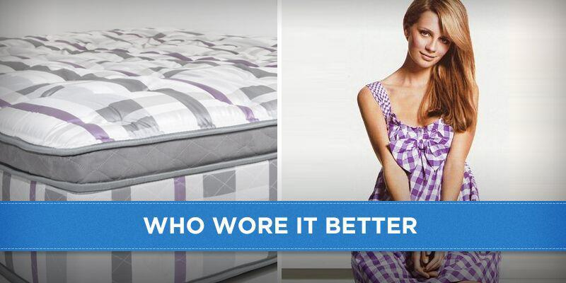 WinkBeds Mattress or Mischa Barton