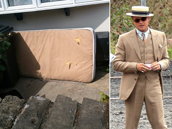 Leonardo DiCaprio vs Mattress