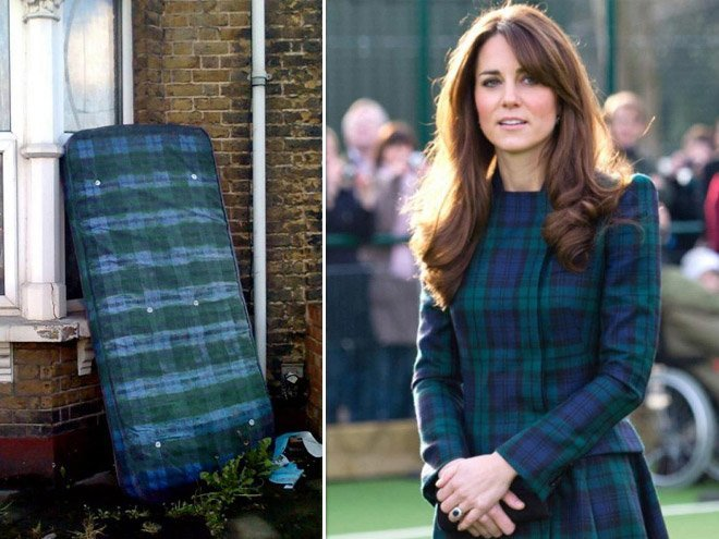 Kate Middleton Vs Mattress