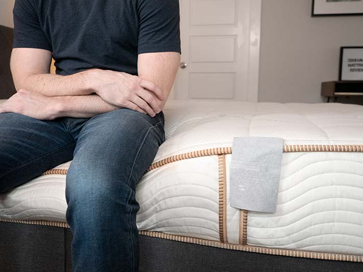 Edge support for the Zenhaven mattress