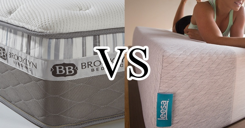 Brooklyn bedding vs leesa which mattress wins for Brooklyn bedding vs leesa