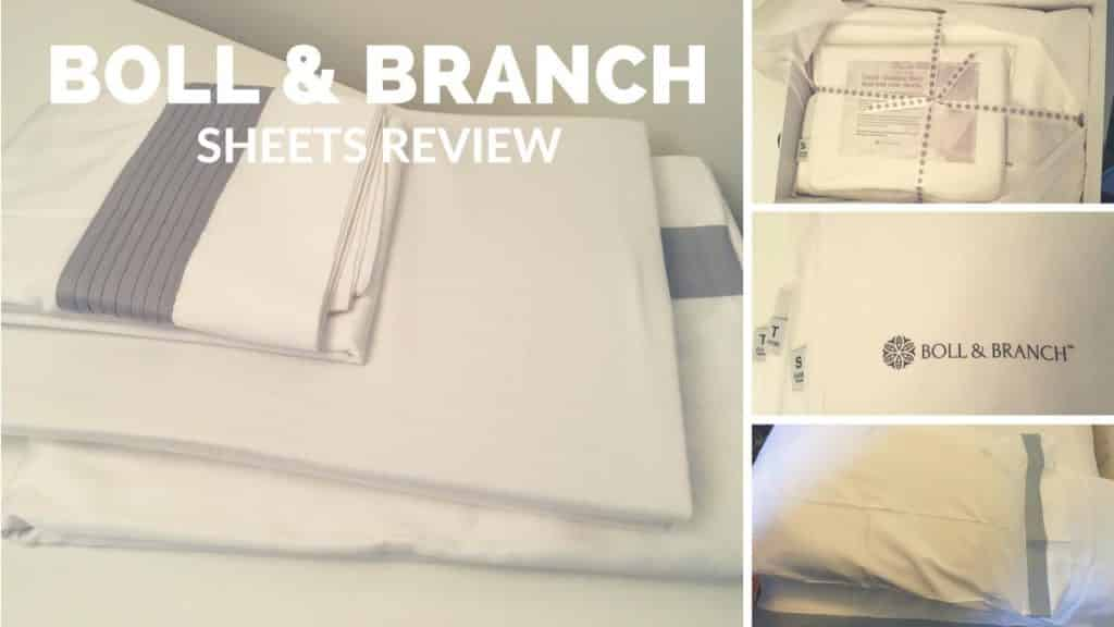 Boll & Branch Sheets Review