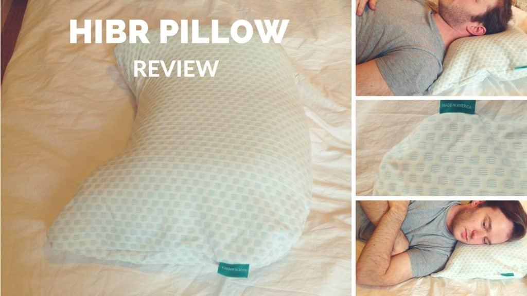 HIBR Pillow Review
