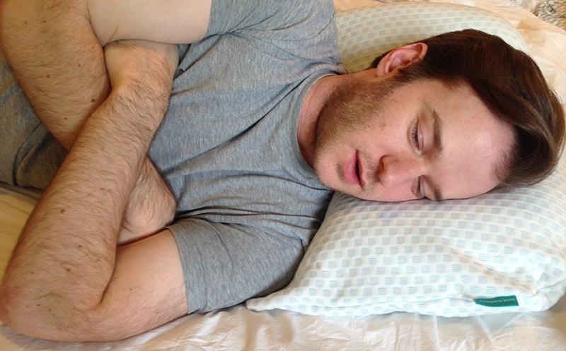 HIBR Pillow Side Sleeper