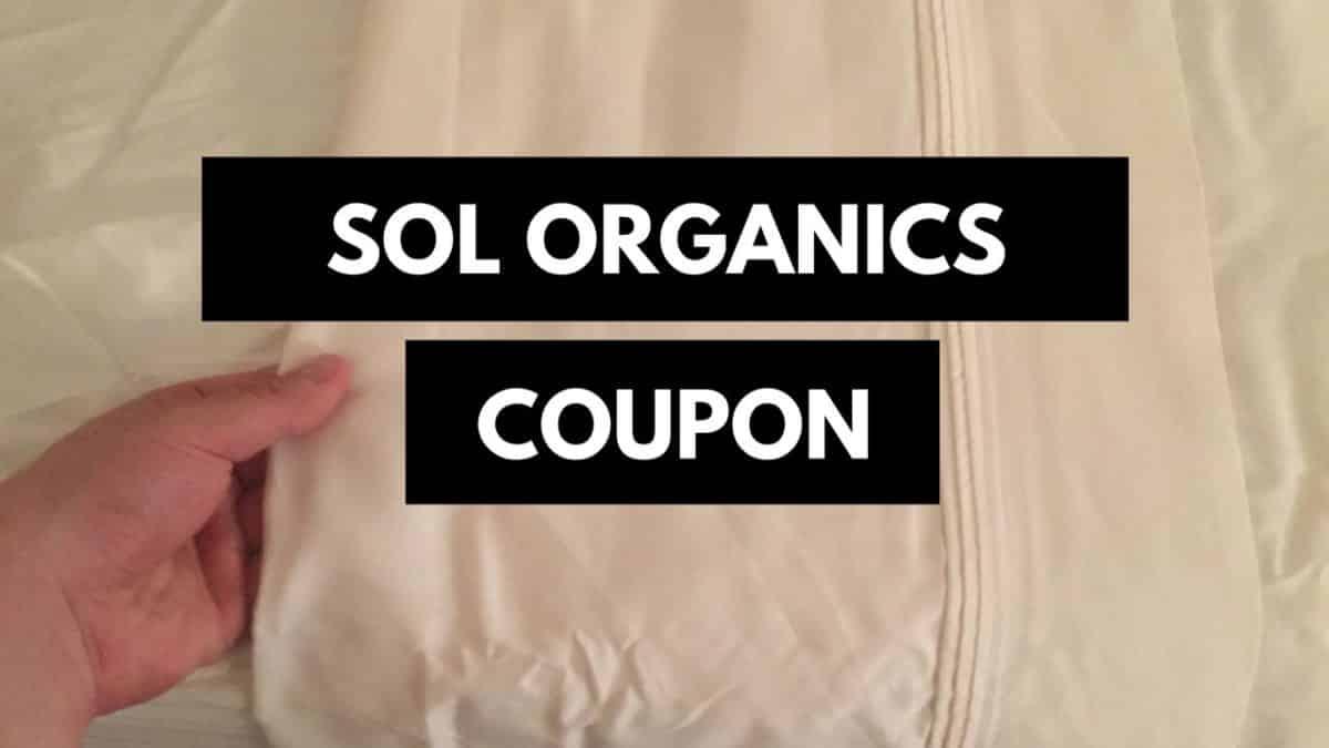 SOL Organics Coupon Code