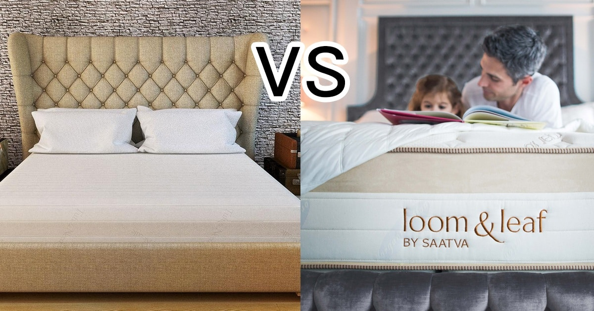 Loom and Leaf vs Tuft and Needle
