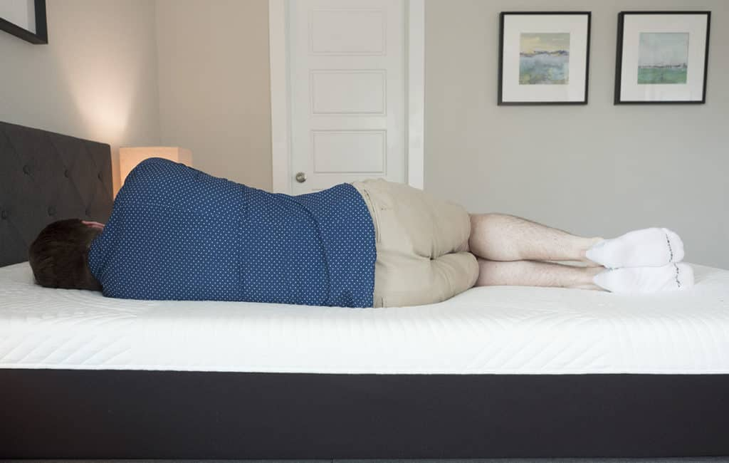 Nolah mattress for side sleeping