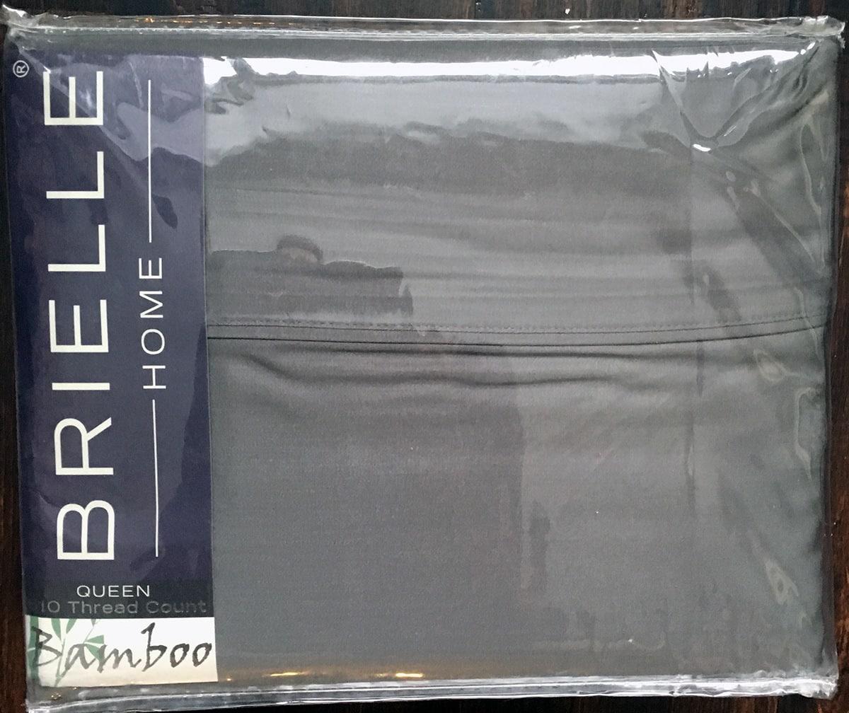 Brielle Home Sateen Bamboo Sheet Review