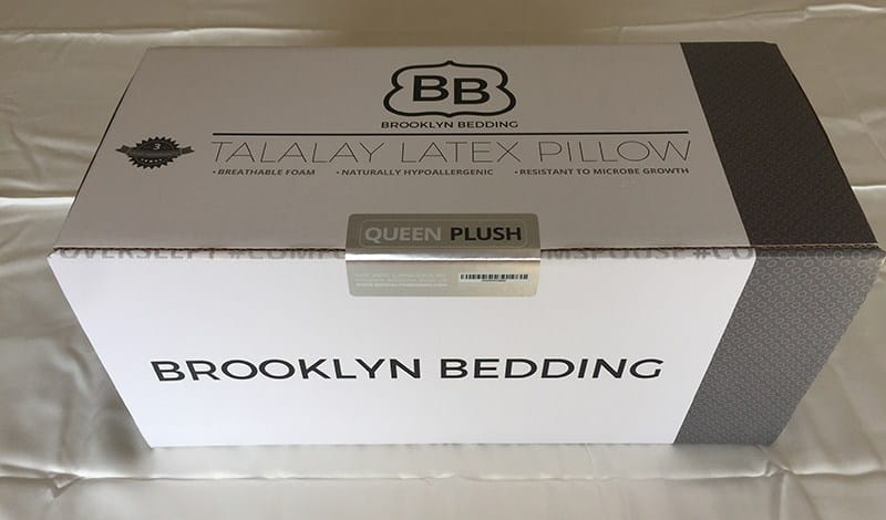 Brooklyn Bedding Pillow Unboxing