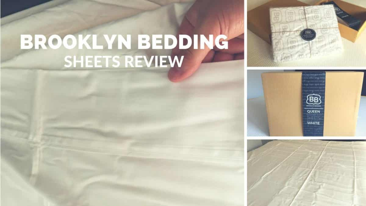 brooklyn bedding sheets review