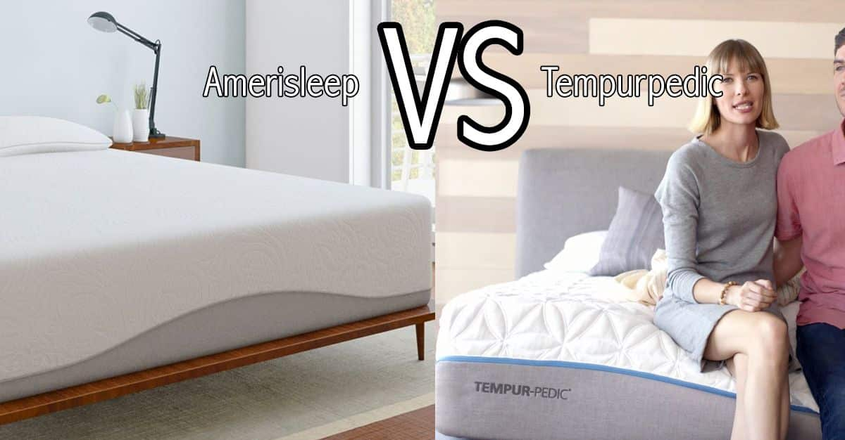 Amerisleep vs Tempurpedic