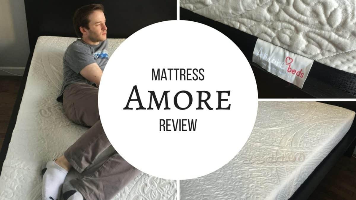 Amore Mattress Review