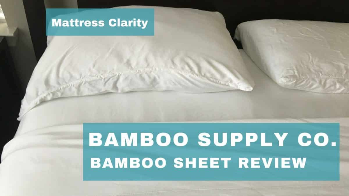 Bamboo Supply Co Bamboo Bed Sheets Review