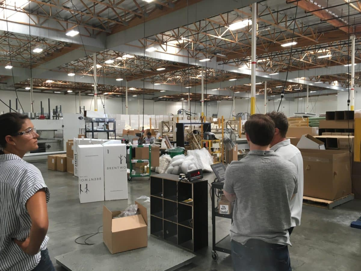 Brentwood Home Factory Tour