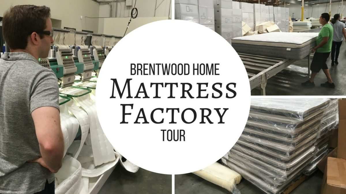 Brentwood Home Mattress Factory