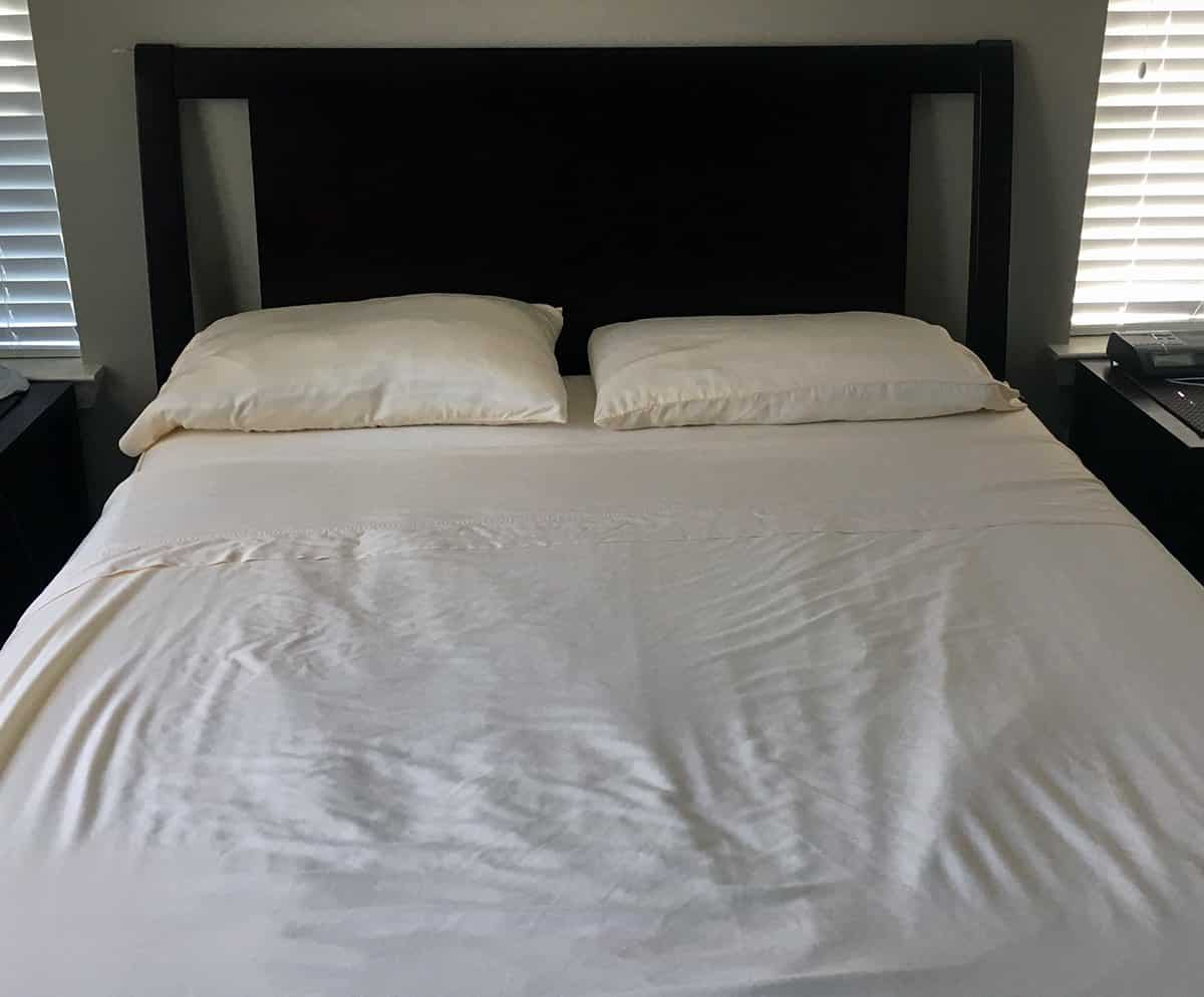 Cariloha Classic Bamboo Bed Sheet Review