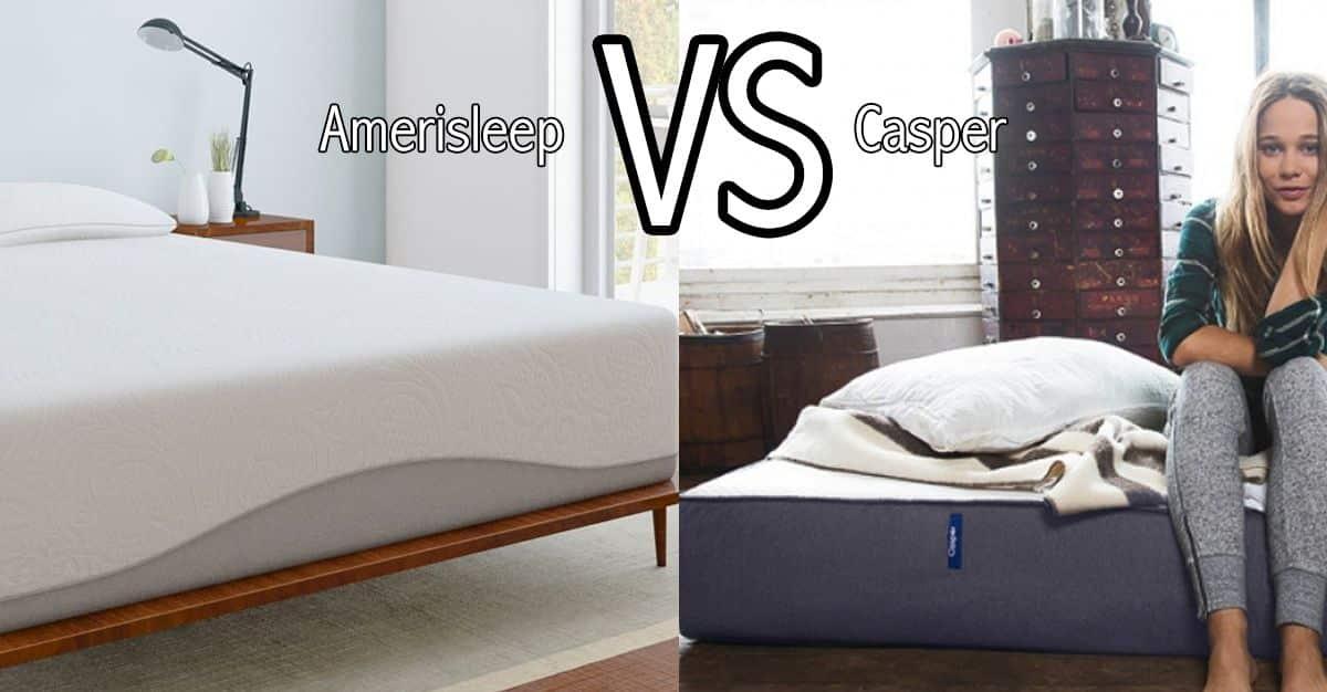 Amerisleep vs Casper Mattress