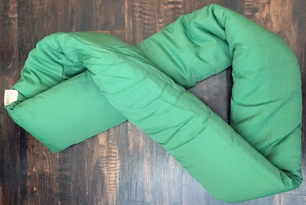 Huzi Infinity Travel Pillow Review