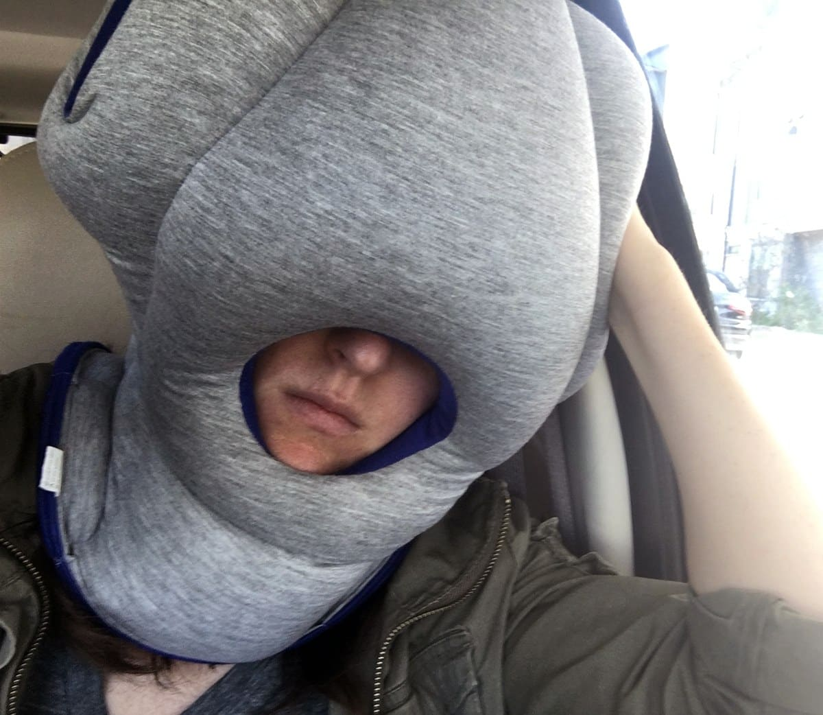 Ostrich Pillow Travel Pillow Review