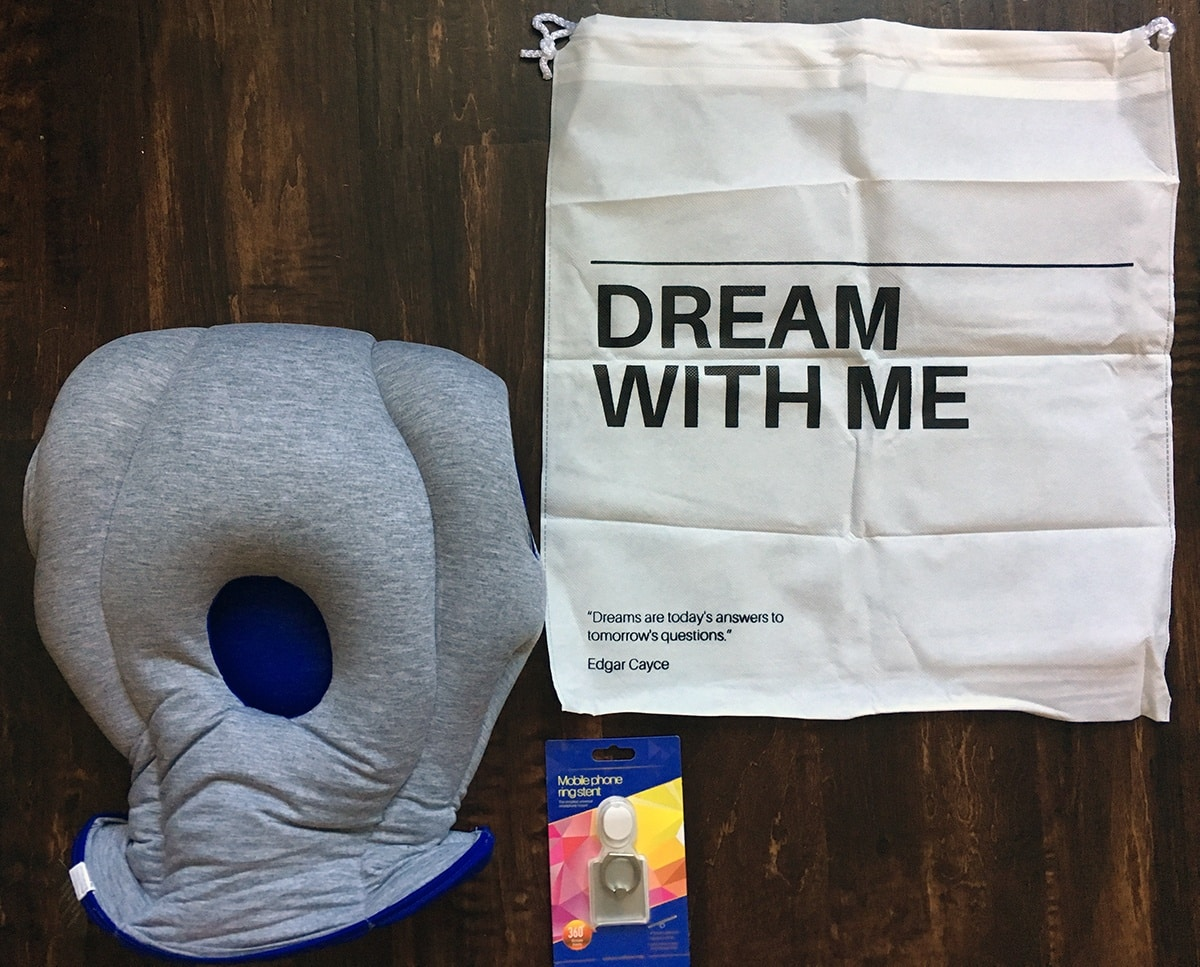 The Ostrich Pillow Travel Pillow Review