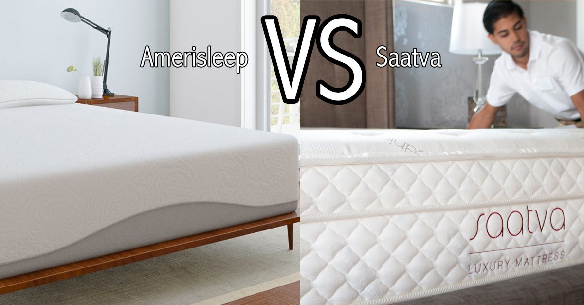 Amerisleep vs Saatva Mattress