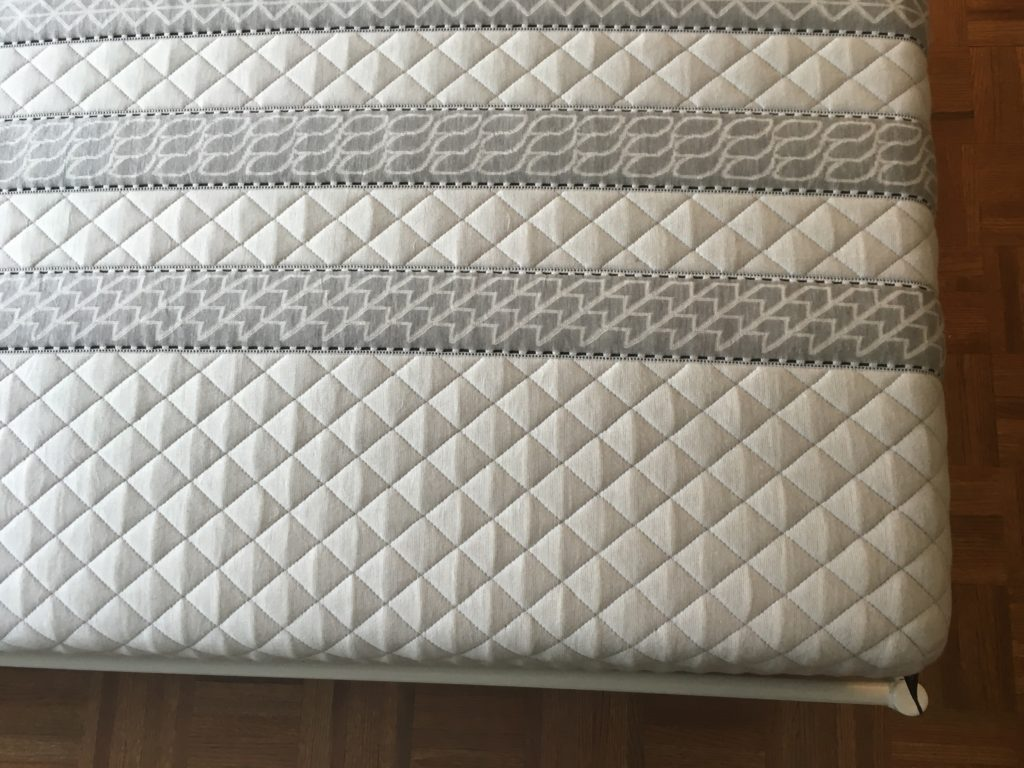 Sapira Mattress Cover Top View