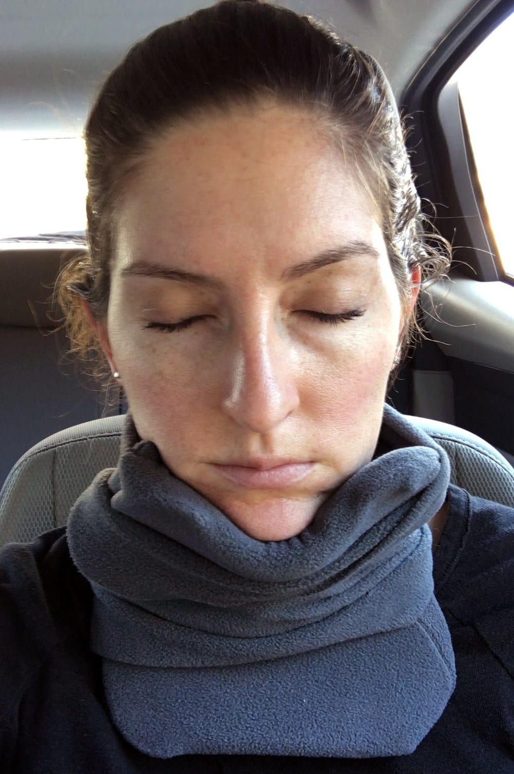 Trtl Travel Pillow Review