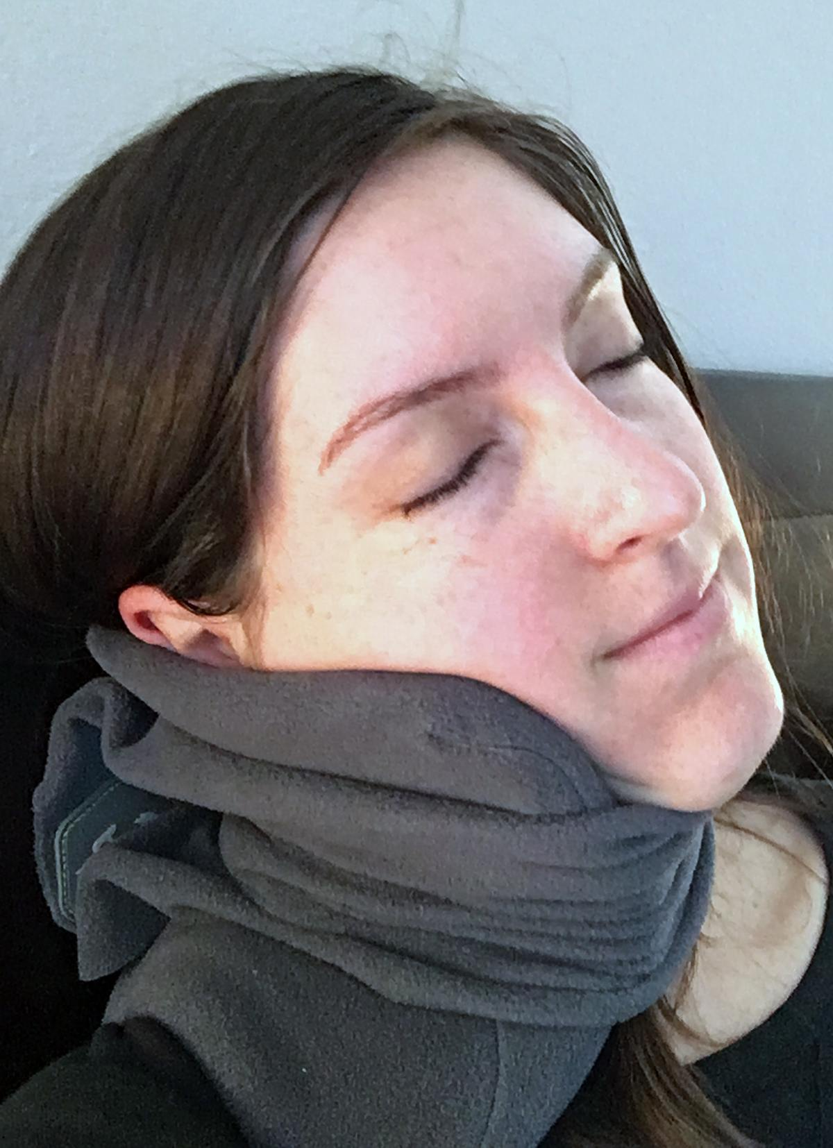 Trtl Travel Pillow Review