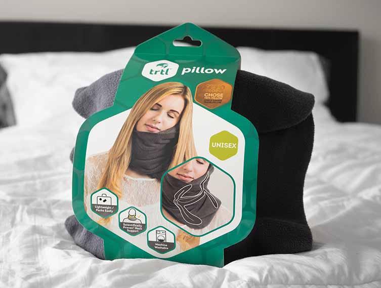 Trtl Travel Pillow Review Mattress Clarity