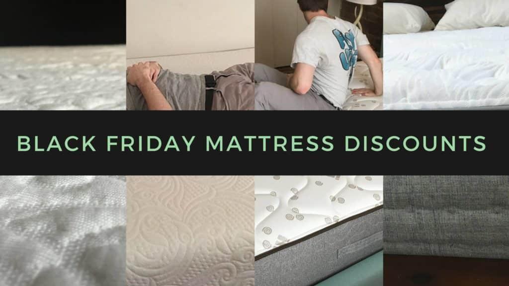 Black Friday Mattress Deals 2016 Exclusive Discounts